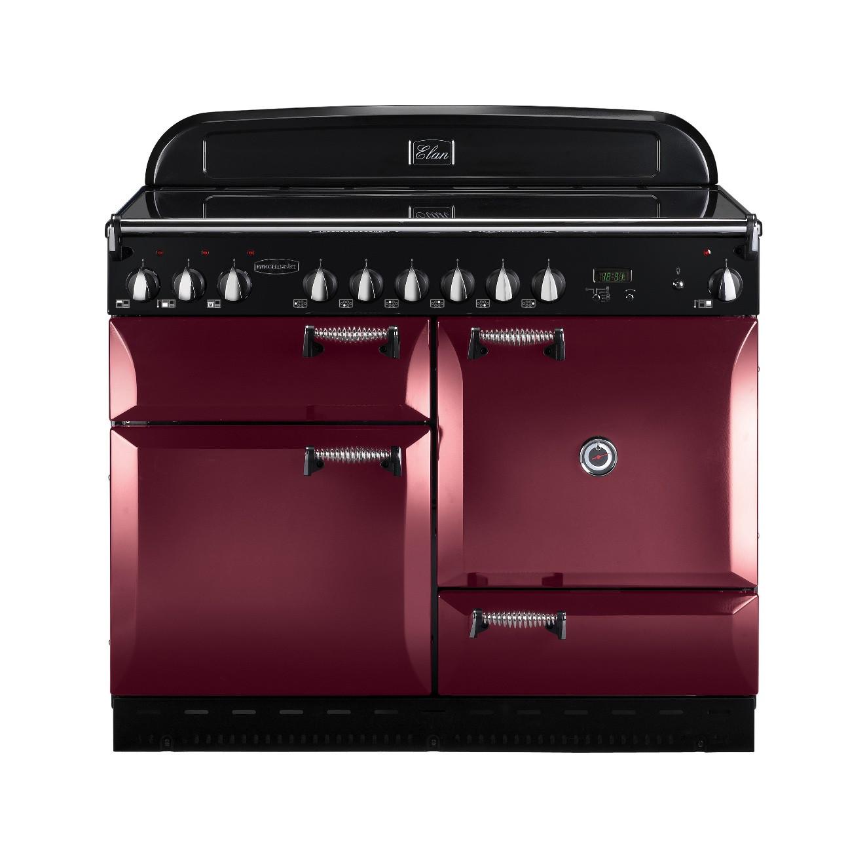 Rangemaster Elan 110 Induction Cranberry Range Cooker 101210