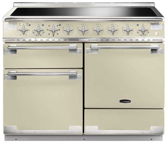 Rangemaster Elise 110 Induction Cream Range Cooker ELS110EICR/ 100330