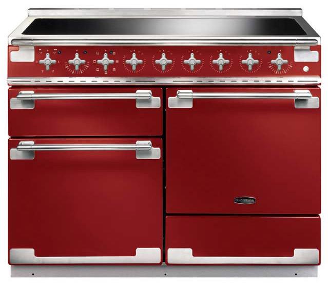 Rangemaster Elise 110 Induction Cherry Red Range Cooker ELS110EIRD/ 100380