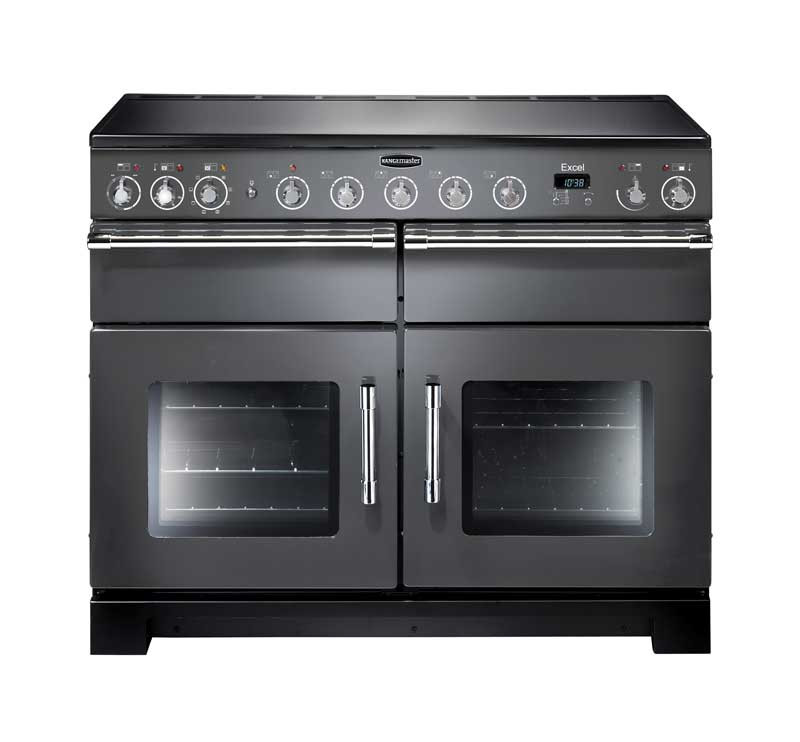 Rangemaster Excel 110 Induction Slate Range Cooker 10561
