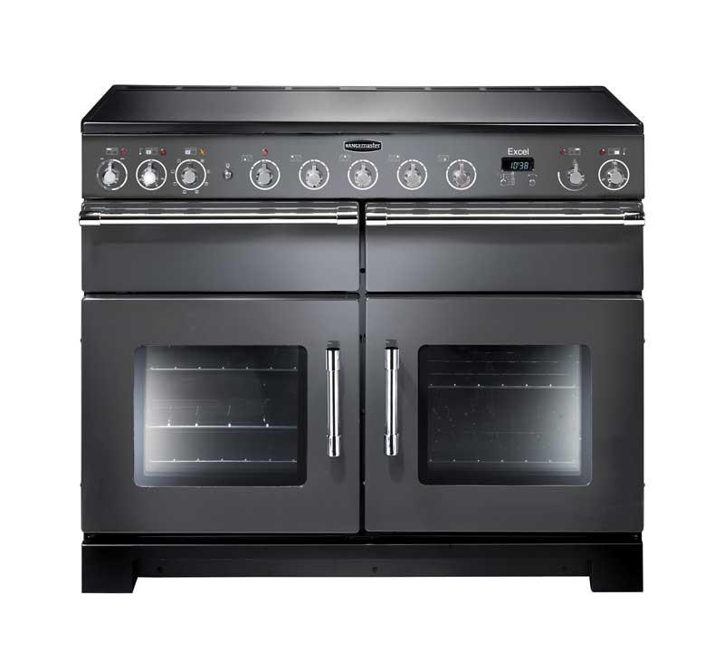 Rangemaster Excel 110 Induction Slate Range Cooker EXL110EISL/C 105610