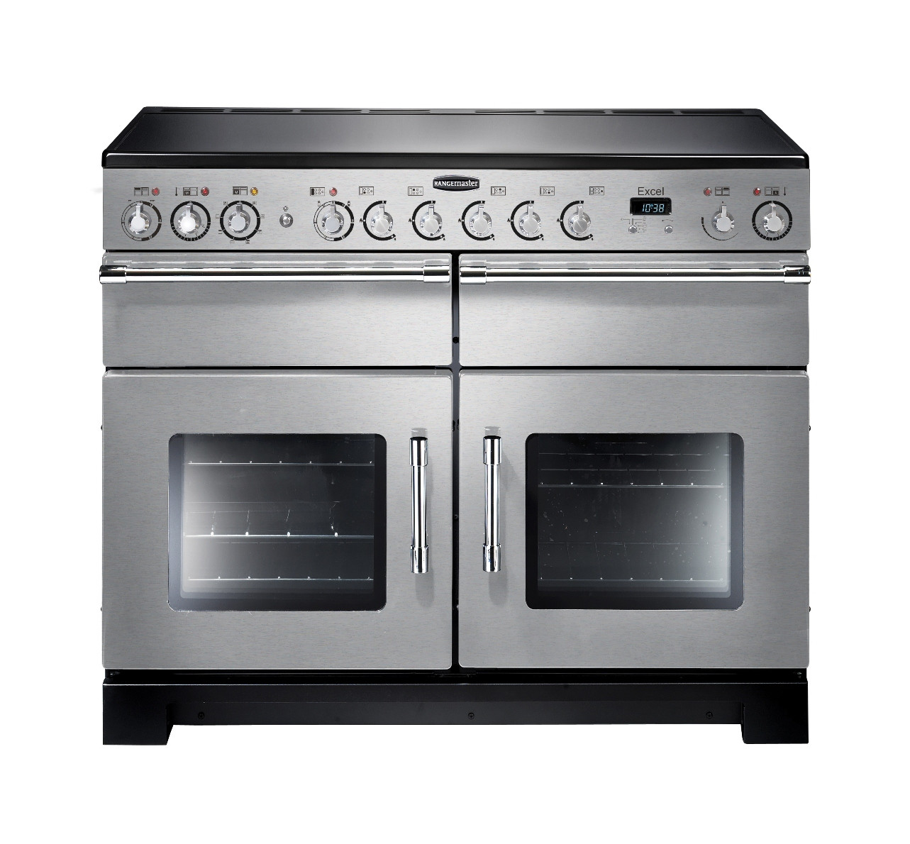Rangemaster Excel 110 Induction Stainless Steel Range Cooker 97420