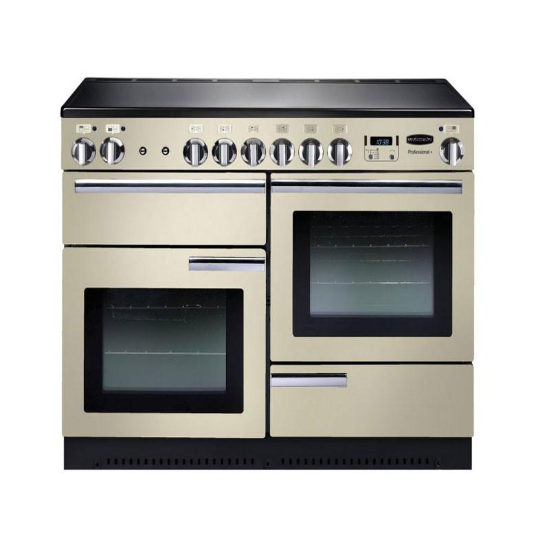 Rangemaster Professional Plus 110 Ceramic Cream Range Cooker 91870