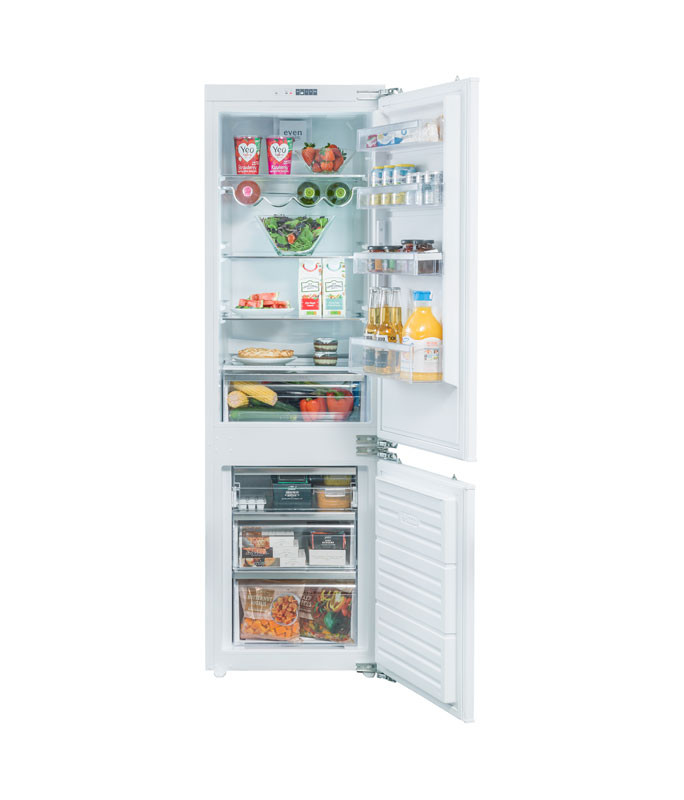 Rangemaster RFXF7030/INT 70:30 Integrated 243 Litre A+ Rated Fridge Freezer 119120