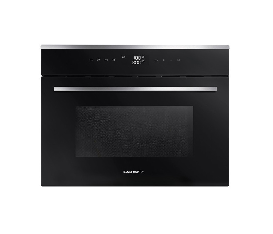 Rangemaster 45cm Built-In Microwave Combination Oven RMB45MCBL/SS 112300