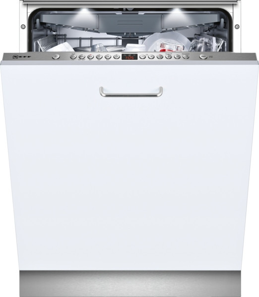 Neff N50 Fully Integrated 60cm Dishwasher S513M60X1G
