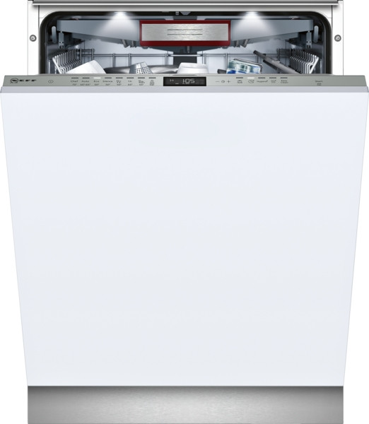Neff N70 Fully Integrated 60cm Dishwasher S515T80D1G