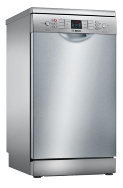 Bosch Serie 4 45cm Silver Freestanding Dishwasher SPS46II00G