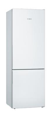 Bosch Serie 4 Freestanding White Fridge Freezer KGE49VW4AG