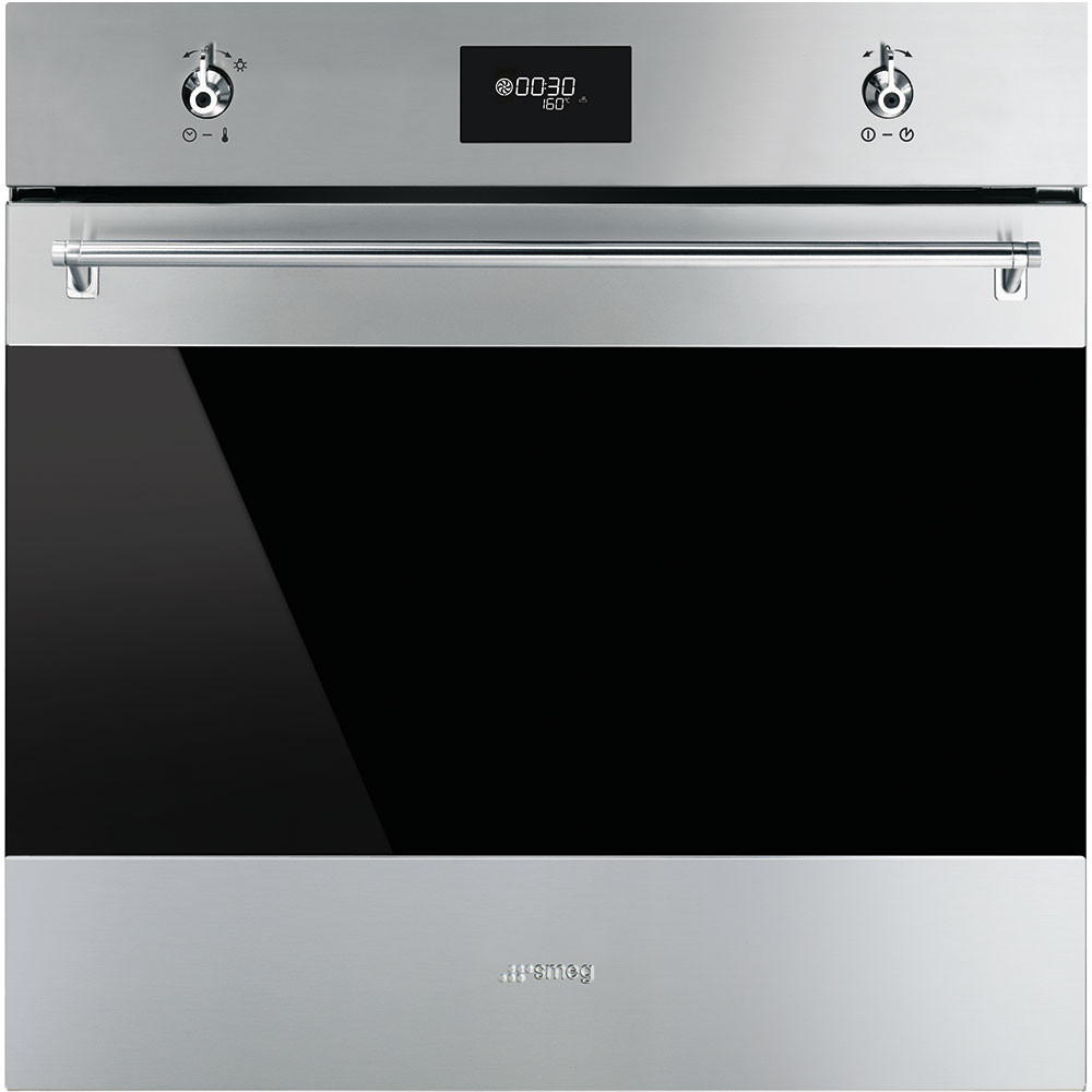 Smeg Classic 60 Stainless Steel Oven SF6371X
