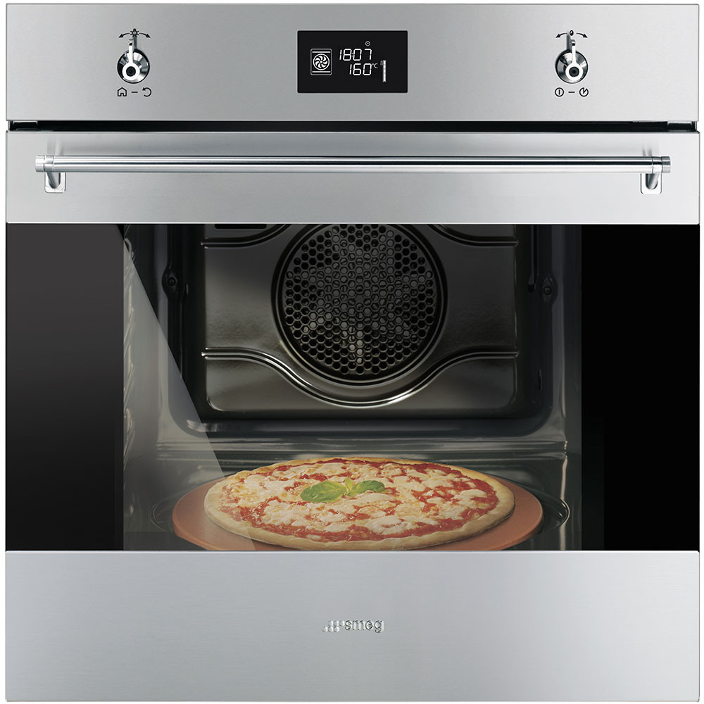 Smeg Classic 60 Stainless Steel Oven SF6390XPZE