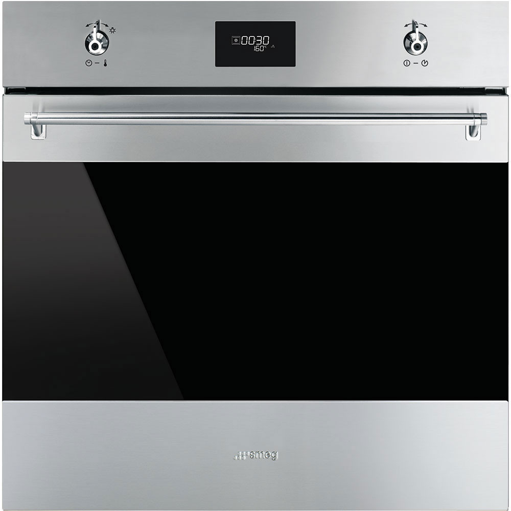 Smeg Classic 60cm Stainless Steel Oven SFP6372X