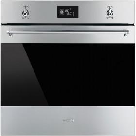 Smeg SFP6390XE Classic Built-In 60cm Stainless Steel Single Oven