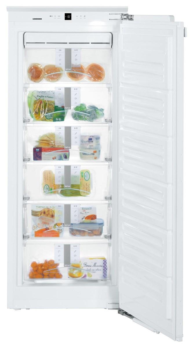 Liebherr SIGN2756 Built-In Premium NoFrost White Freezer