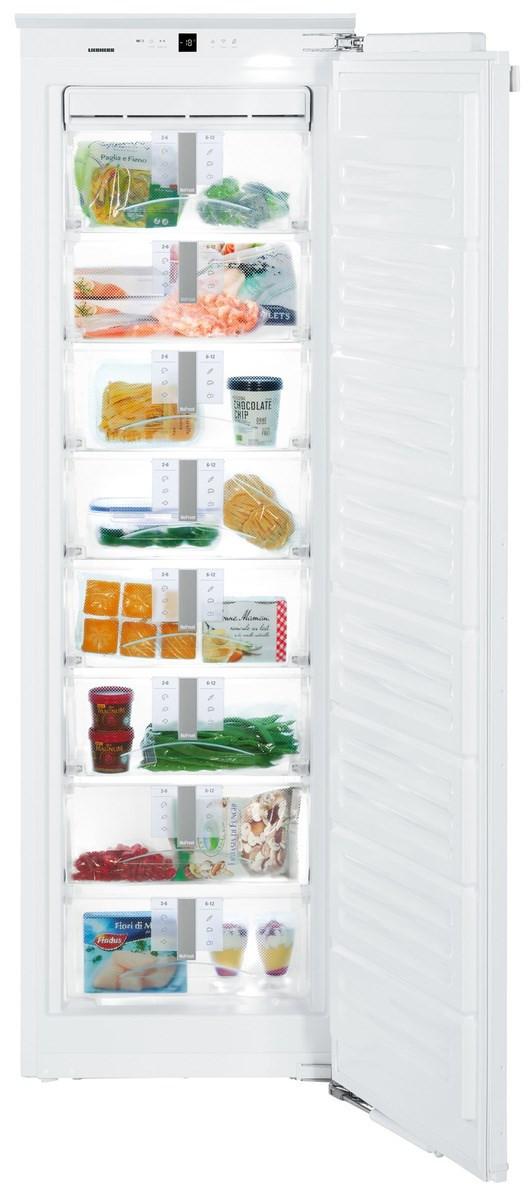 Liebherr SIGN3556 Built-In Premium NoFrost White Freezer