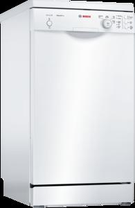 Bosch Serie 2 SPS24CW00G 45cm White Slimline Freestanding Dishwasher