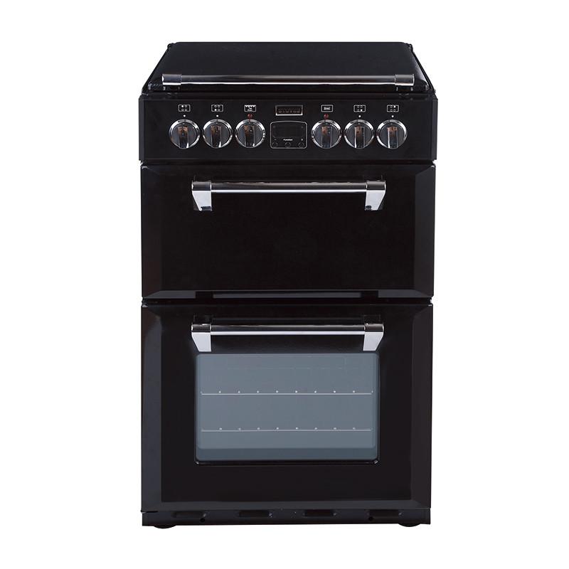 Stoves Richmond Flavours 550E Black Ceramic Mini Range Cooker