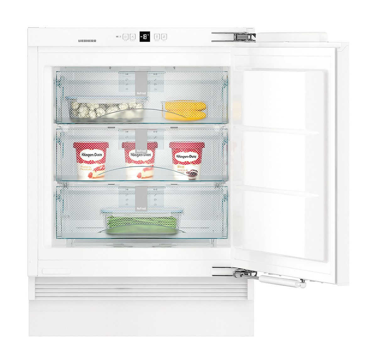 Liebherr SUIGN1554 Premium Under-Counter Freezer