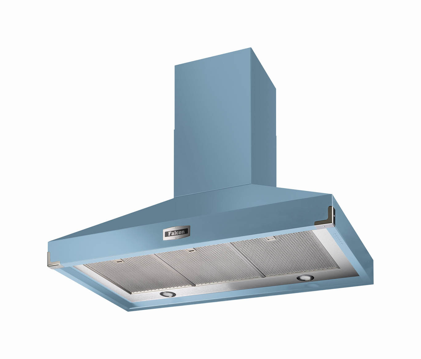 Falcon 1092 Super Extract Cooker Hood China Blue/Chrome