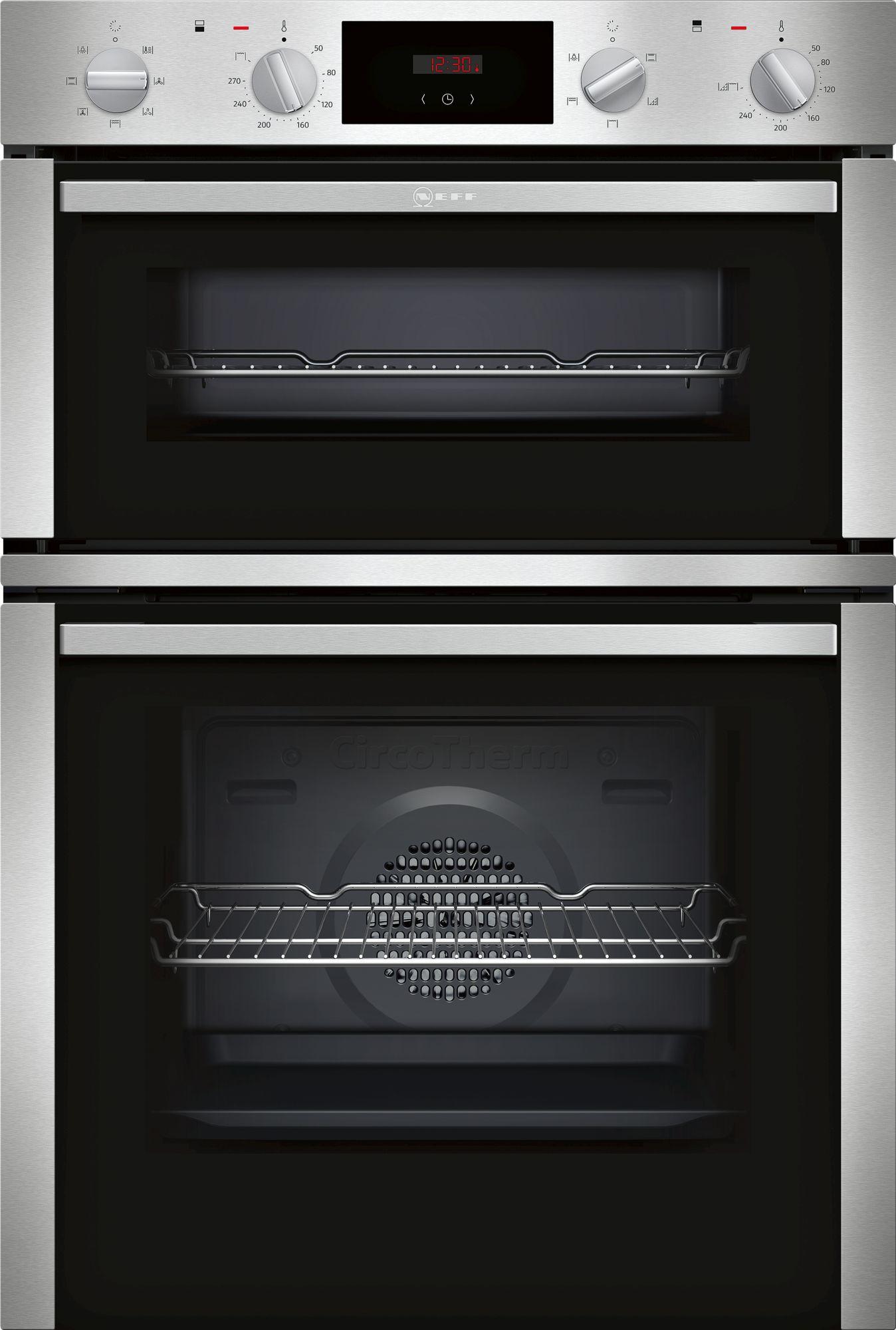 Neff N30 Built-In Double Oven U1DCC1BN0B