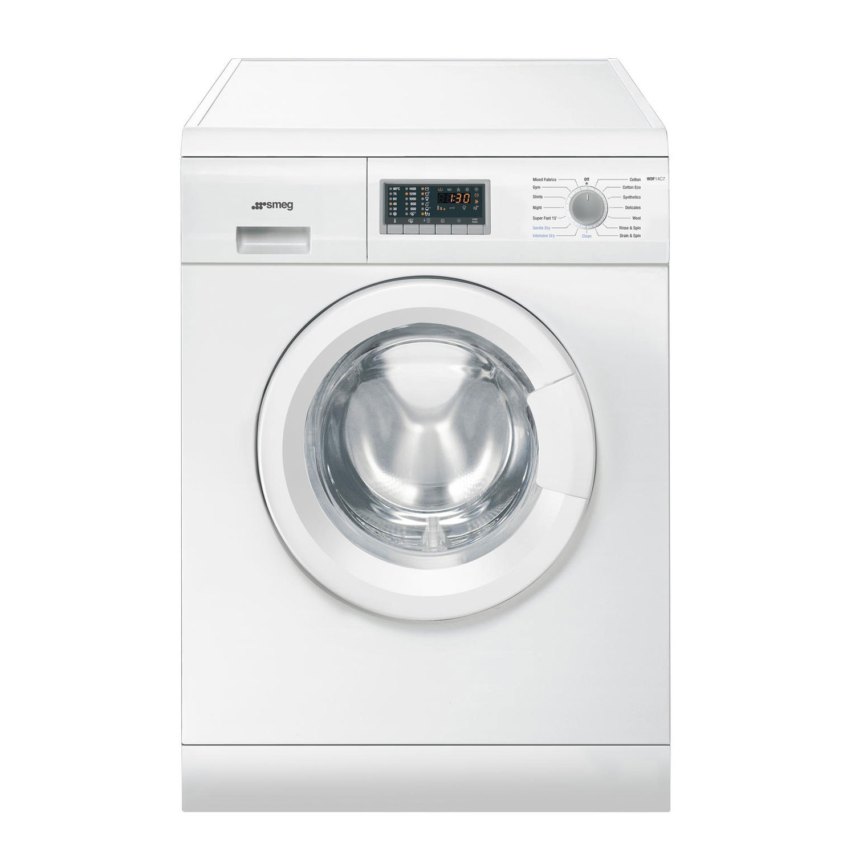 Buy Smeg Cucina WDF14C7 Freestanding White Washer Dryer WDF14C7