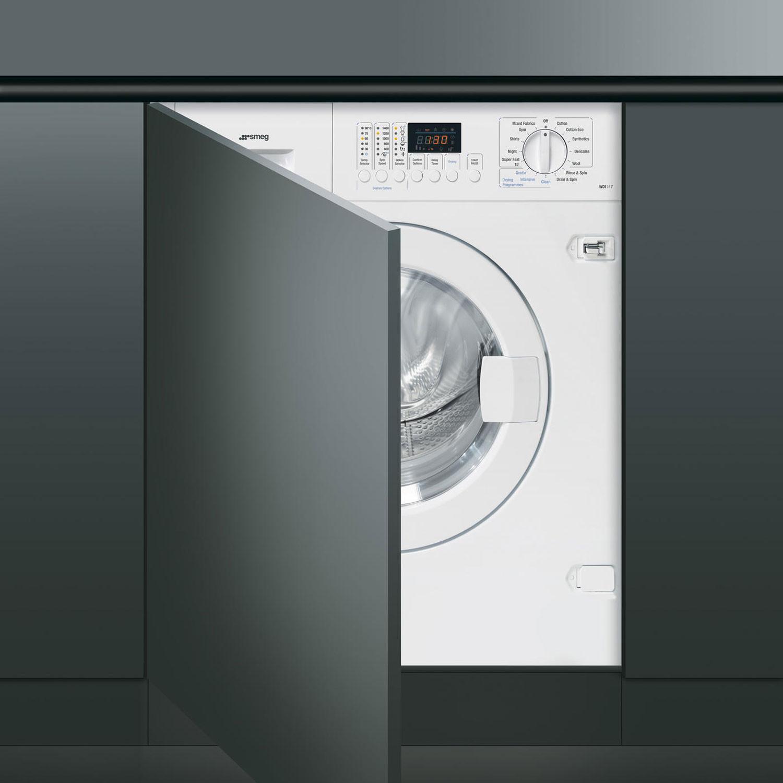 Smeg WDI147 Built-In Washer Dryer