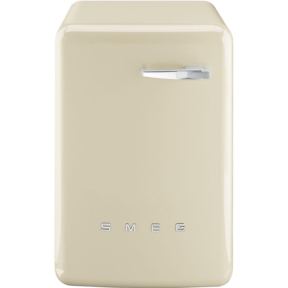 Smeg 60cm 50's Style Cream Freestanding Washing Machine WMFABCR-2