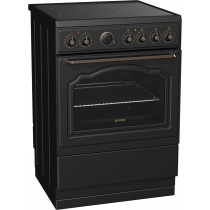 Gorenje Classico Black Electric Cooker EC67CLB