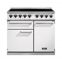 Falcon 1000 Deluxe Induction Range Cooker White