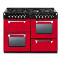 Stoves Richmond 1000DFT Hot Jalapeno 100 Dual Fuel Range Cooker