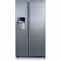 Samsung Stainless Steel American Style Fridge Freezer RS7567BHCSL