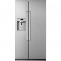 Samsung Stainless Steel American Style Fridge Freezer RSG5UCSL