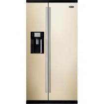 Rangemaster SXS15 Cream American Fridge Freezer