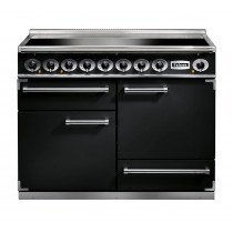 Falcon 1092 Deluxe Induction Black/Chrome Range Cooker