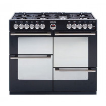 Stoves Sterling 1100GT Black 110 Gas Range Cooker