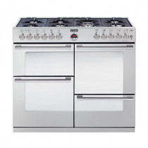 Stoves Sterling 1100GT Stainless Steel 110 Gas Range Cooker