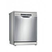 Bosch Serie 6 60cm Lacquered Stainless Steel Freestanding Dishwasher SMS6ZCI00G