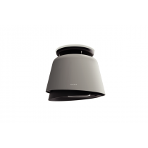 Faber Belle 69.5cm Grey Matt F-Light Hood