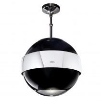 CDA Designer Black Spherical Extractor 3S10BL