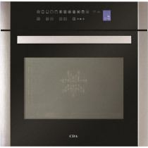 CDA 11 Function Eco-clean touch control single oven SK450