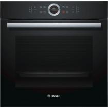 Bosch Serie 8 HBG634BB1B Black Built-in Oven