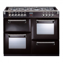 Stoves Richmond 1100GT Black Gas Range Cooker