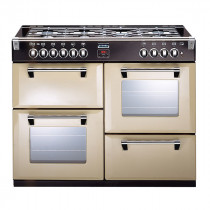 Stoves Richmond 1100GT Champagne Gas Range Cooker