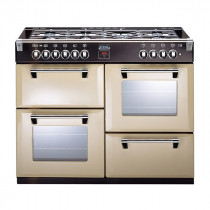 Stoves Richmond 1100DFT Champagne Dual Fuel Range Cooker