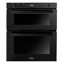 Stoves SEB700FPS 70 Built-Under Black Electric Double Oven