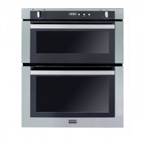 Stoves SGB700PS 70 Built-Under Stainless Steel Gas Double Oven