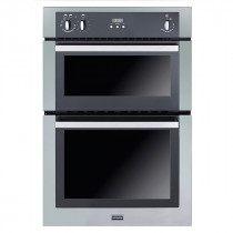 Stoves SEB900FPS 90 Built-In Stainless Steel Electric Double Oven