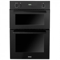 Stoves SEB900FPS 90 Built-In Black Electric Double Oven