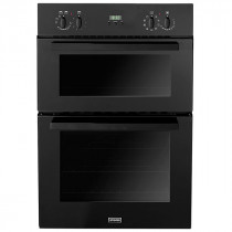 Stoves SEB900MFS 90 Built-In Black Electric Double Oven