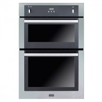 Stoves SGB900PS 90 Built-In Stainless Steel Gas Double Oven